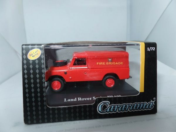 Cararama 7-51941 1/72 Scale Land Rover Series III 109